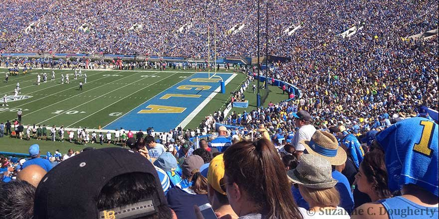 UCLA Homecoming football