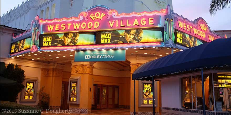 Westwood Village Fox Theater