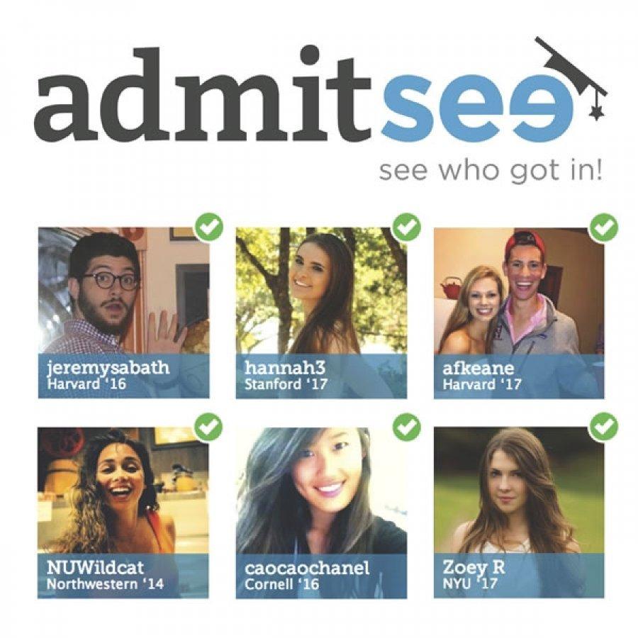 UC admissions decisions